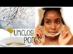Diy milk peel off mask unplug blackheads, whiteheads, & unwa Homemade Face Masks, Homemade Skin Care, Young Living, Blackhead Mask, Diy Blackhead Remover, Pore Mask, Face Mask For Blackheads, Pimple Mask, Pimples