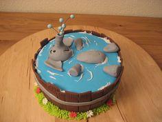 cupcakes meptaartjes - Olifant in bad