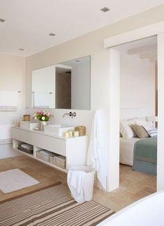 Casinha colorida: Planejando (reformando) o banheiro da suíte principal