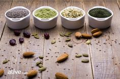 5 sneaky superfoods that will take your #smoothie game to the next level.