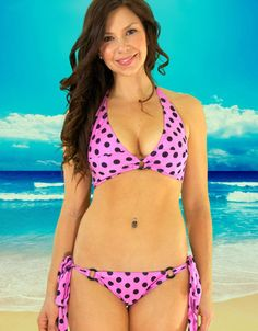 Krysten Ritter holidays in Mexico in teeny tiny polka dot ...