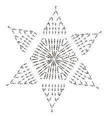 Afbeeldingsresultaat voor kleine ster haken