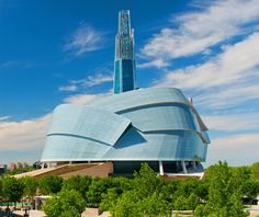 Top five must-sees in Winnipeg: From the Canadian Museum for Human Rights to Assiniboine Park Zoo Win A Trip, National Museum, Change The World, Human Rights, Dream Vacations, Tourism, Beautiful Places, Places To Visit, Around The Worlds
