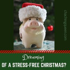 No stress Christmas! Are you dreaming of a stress free Christmas?