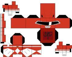 Mighty Morphin Red Ranger/Jason Lee Scott by superkamiguru5