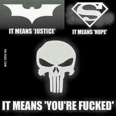 Punisher everyone