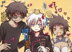road kamelot | Tumblr | We Heart It | allen walker, d gray man ...