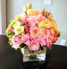 Helen Olivia Flowers: Spring arrangements