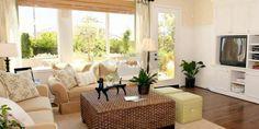 ۱۱ طراحی چشمگیر برای اتاق های نشیمن کوچک
