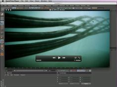 Tutorial_004, C4D using mograph tracer object on Vimeo