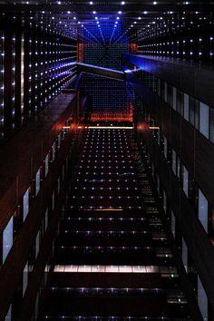 Shinjuku NS Building, Tokyo, Japan
