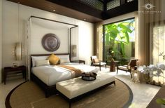 WAN INTERIORS Hotels, ROSEWOOD HOTEL & RESORT