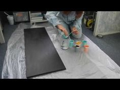 ( 040 ) Acrylic pouring negative space and how I choose colours. - YouTube