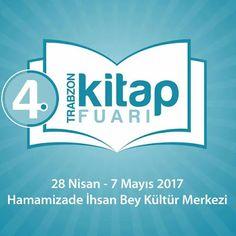 Beyda'nın Kitaplığı: 4.Trabzon Kitap Fuarı 28 Nisan - 7 Mayıs 2017