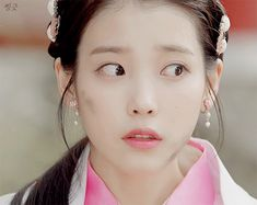 Iu Moon Lovers, Iu Gif, Scarlet Heart, Aesthetic Girl, Healer, Korean Actors, Korean Drama, Kpop Girls, Role Models