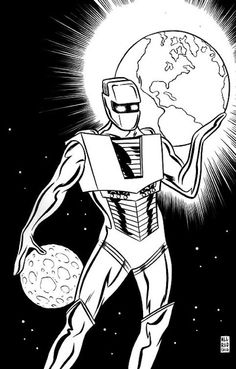 ROM by Mike Allred