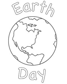 This Planet Earth coloring page features a picture of the Planet Earth to color for Earth Day. The coloring page is printable and can be used in the classroom or at home. Earth For Kids, Moon For Kids, Earth Day Coloring Pages, Moon Coloring Pages, Coloring Sheets, Coloring Pictures For Kids, Coloring Pages For Kids, Earth Sun And Moon, Planet Pictures