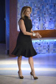 Katie kicked off Season 2 in this Akris at Bloomingdales dress!