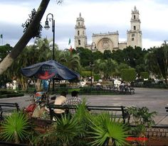 "One such place where travelers can sample this ""other"" Mexico is the Yucatan Peninsula, particularly the area in and around the regional capital, Merida."