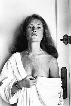 Helmut Newton - Isabelle Huppert