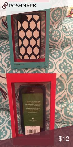Kate Spade iPhone 5s Case Brand new. Beautiful. kate spade Accessories Phone Cases