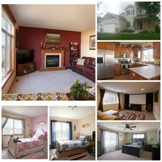 Enjoy living in the city with a country like setting in this classy and functional two story Sartell home. This home features 4 bedrooms, 3 bathrooms, 2,800+ square feet, and a very inviting open floor plan. Located in a quiet neighborhood just minutes from Sartell schools, this home is a must see! #home #centralmnhome #house