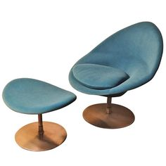 1959 Globe Armchair by Pierre Paulin | From a unique collection of antique and modern armchairs at https://www.1stdibs.com/furniture/seating/armchairs/