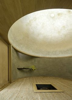 Get inspiration for your work in progress: a new architecture project! Find out … – Architektur - architecture house Japanese Architecture, Architecture Details, Interior Architecture, Japan Design, Wabi Sabi, Interior Exterior, Interior Design, Dome Ceiling, Dome House