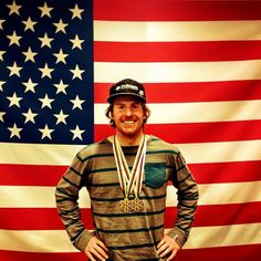 USA Ted Ligety World Championships 2013 Schladming