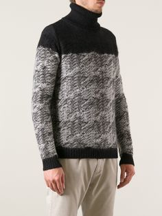 Paul Smith Houndstooth Knit Jumper.