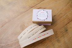 You are my sunshine ribbon message box.