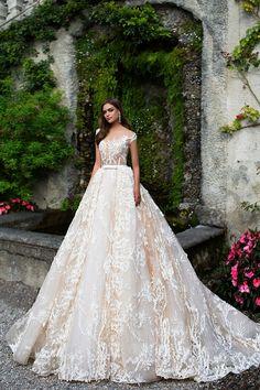 Milla Nova Bridal Wedding Dresses 2017 annet2 / http://www.himisspuff.com/milla-nova-bridal-2017-wedding-dresses/11/