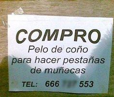cartel pelo