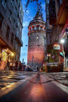 galataturm, istanbul (foto: yaşar koç)