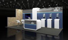 10 x 20 exhibition booth - Google Search