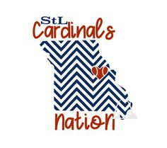 St Louis Cardinals Shirts, St Louis Cardinals Baseball, Stl Cardinals, Music Memes Funny, Silhouette Cameo Machine, Cricut Creations, Baseball Shirts, Svg Cuts, Missouri