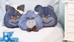 kedili yastık modelleri ile ilgili görsel sonucu
