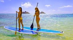 The abundance of activities available in Maui such as Stand Up Paddleboarding has secured the island as a premier destination. Book your Hawaiian vacation with us today QUAMPROPERTIES.COM #WaterSports #SUP #Paddleboarding #Ocean #Hawaii #MauiVacation