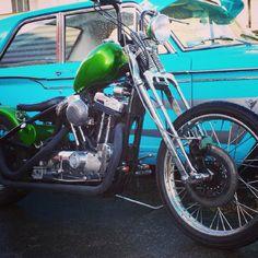 1987 Harley Davidson Sportster Bobber