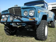 Thumbs Up 1971 Jeep J4000 Gladiator 4x4 Pickup Trucks For Sale Jeep Pickup Jeep Pickup Truck