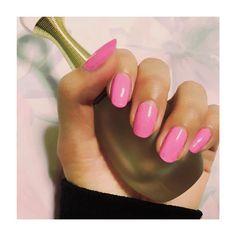 PINK NAIL💅💕 * pinknail pink nail selfnail 💅
