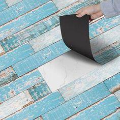 25Pcs Self Adhesive Bohemia Wall Decal Sticker Simulation Ceramic Tiles DIY Kitchen Bathroom