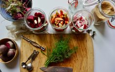 Quick Pickling: A Simple Formula