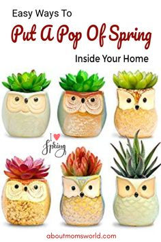 These are easy ways to put a pop of spring inside your home. Check out the home decors that you might want to change right now to get that spring vibes. Spring Is Here, Mom Blogs, Change, Money, Pop, Check, Easy, Home Decor, Popular