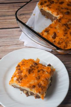 Loaded Potato Meatloaf Casserole - This is Not Diet Food Meatloaf Casserole Recipe, Easy Casserole Recipes, Casserole Dishes, Hamburger Casserole, Diner Recipes, Cooking Recipes, What's Cooking, Party Recipes, Recipes Using Ground Beef