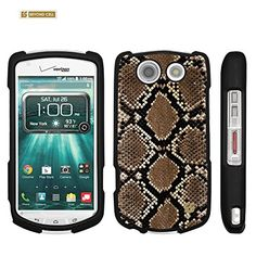 Buy PhoneAidCase For Kyocera Brigadier E6782 (Verizon / Sprint / International ) Art Design Image Hard Slim Fit Cellphone Case Cover Light Weight 2 Pieces Easy Snap on Durable Cell Phone Cases - Snake Print Design NEW for 7.95 USD | Reusell https://womenslittletips.blogspot.com http://amzn.to/2lkg9Ua