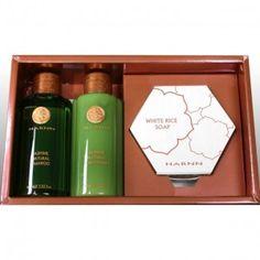 Natural Jasmine shampoo and condition.