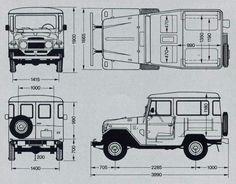 Bj40 blueprint