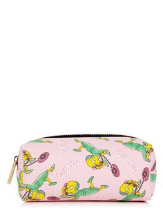 Mr Burns Small Make Up Bag
