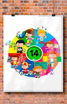 logotipo para C.a.m centro de atención  múltiple creado por la necesidad de tener una verdadera igualdad entre los niños con discapacidad y los demás niños. RETO SUPERADO!